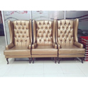 Wedding Golden Chair