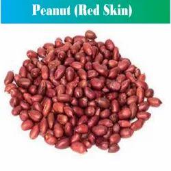PJ Red Skin Peanut, Packaging Type: Pp Bag, Packaging Size: 25 Kg and 50 Kg