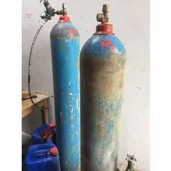 Mild Steel Gas Cylinders, 150-200 Bar, 0-20 Liter