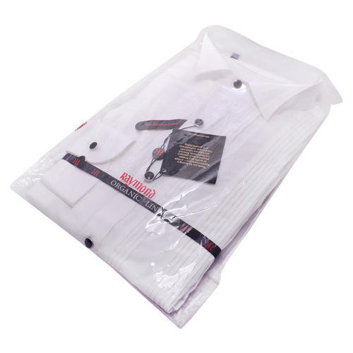 Plain Shirt Packaging Plastic Bag Usage Lication