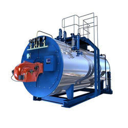 Gas Fired Hot Water Boiler