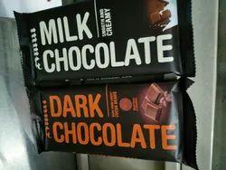 Brwon Rectangular Amul Chocolates, Number Of Pieces: 20