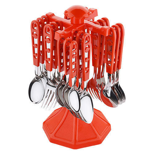 National Plastic Cutlery Set Antique, for Home