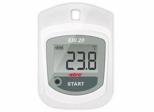 Temperature-Humidity Logger (Model No. EBI- 20 TH1)