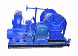 Electric Winch Machines