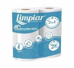 Plain Kitchen Paper Roll