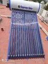 Glass Lined Solar Water Heater