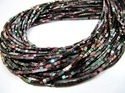 Copper Color Hematite Box Beads