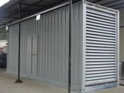 Fire Fighting Acoustic Enclosure