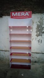 Acryllic Display Racks