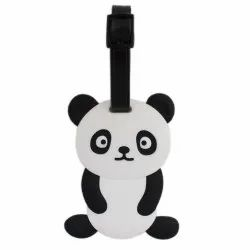 Luggage Tag Panda - Black & White (6LNT53)