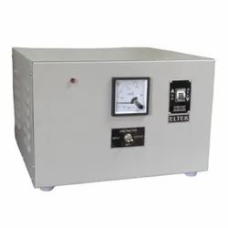 Eltek Analog 7.5KVA Automatic Relay Voltage Stabilizer, Floor