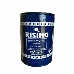 Rising Quick Drying Thinner PU Paint