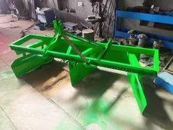 RK Mild Steel Tractor Bund Maker, For Agriculture