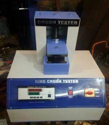 Ring Crush Tester