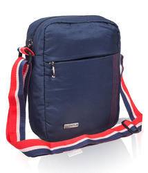 Navy Blue Sling Bag for Men