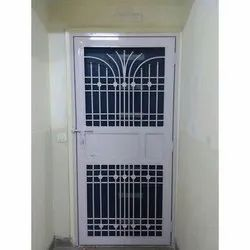 MS Entrance Gate, Size: 82x42 Inch