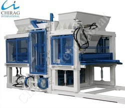 Fully Automatic Hydraulic Concrete Block Making Machine