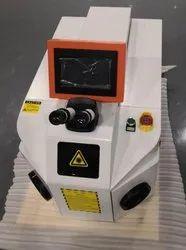 Jewellery Laser Welding Machine, Grade: Automatic