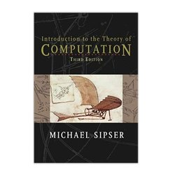 Michael Sipser Paperback Theory Of Computation Book