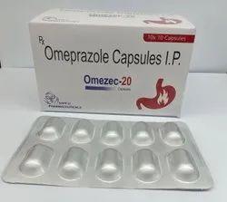 Omeprazole IP Capsules