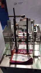 Belt Conveyor Feeder for Batch Printing Application Suitable For Inkjet Printer