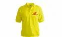 Collar Neck Casual Wear Men's Cotton Corporate Collar T-shirt