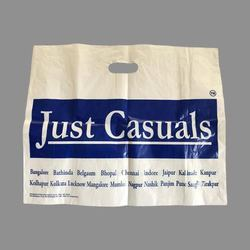 Printed Plastic Carry Bag, for Shopping