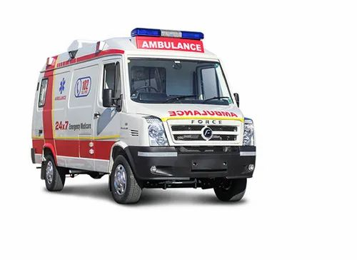 Non-Emergency Ambulance Services in Noida, ResQ101 | ID