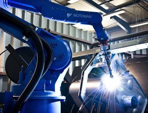 Welding Robot - View Specifications & Details of Welding