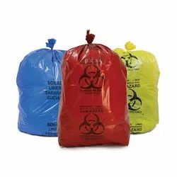 Hospital Biohazard Bags