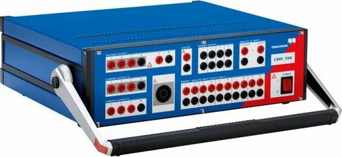 Three Phase Relay Testing Kit