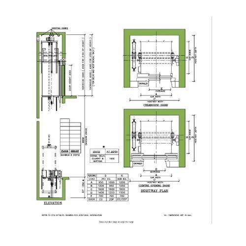 otis gen2 core low rise machine room 5 person elevator 500x500 otis gen2 core low rise machine room 5 person elevator otis