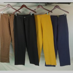 Corduroy Palazzo Pants Ladies Plain Pant, 40-50 Gsm, Waist Size: 30.0