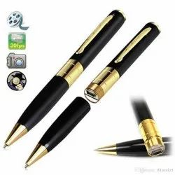 4 Hd Spy Pen Camera, For Security