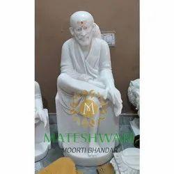 marble shirdi sai baba statue