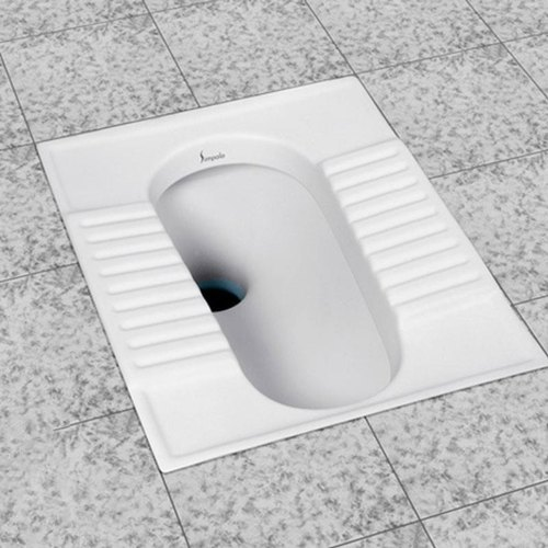 White Simpolo Orissa Ceramic Pan Toilet Seat Rs 1810 Piece Satyam Tiles Sanitary Ware Id 20756813433