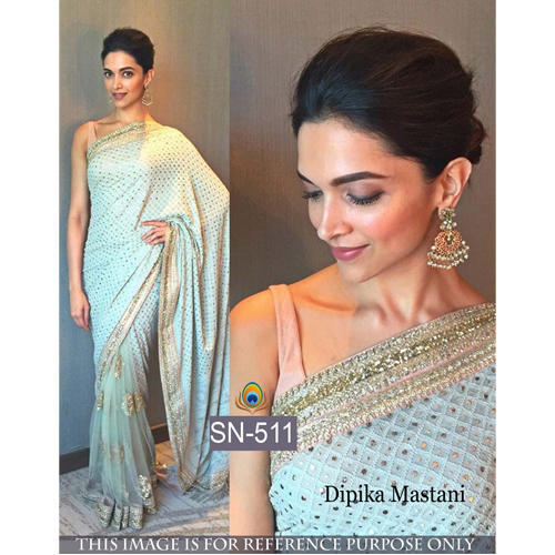 Deepika padukone saree apologise, but