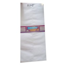 Kolkatta 60 gsm White Paper Envelopes, Size: 11 X 5 Inch