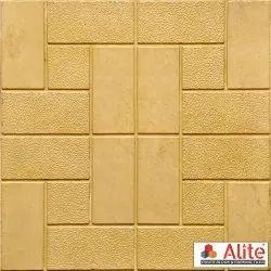 2501 Cement Parking Tiles