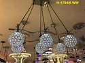 Ball Shaped Chandelier