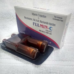 Methylcobalamin Folic Acid, Niacinamide Injection Vitamin C