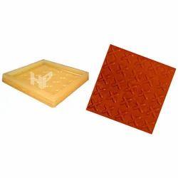 Plain Rubber PVC Tiles