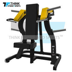 Shoulder Press Plate Loaded Gym Machine