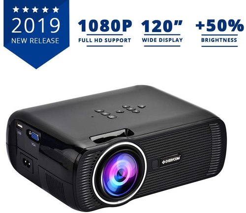 Everycom New X7 LED Projector