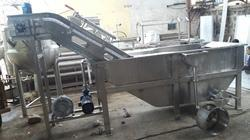 Automatic Mango Pulp Processing Plant