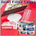 Dubond Epoxy Grout, Packaging Size: 1 Kg And 5 Kg, Grade: Technical
