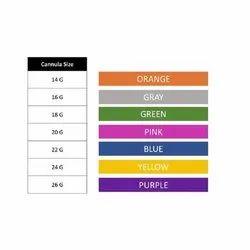 Cannula Chart