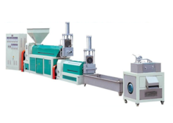 Semi Automatic Plastic Recycling Machine