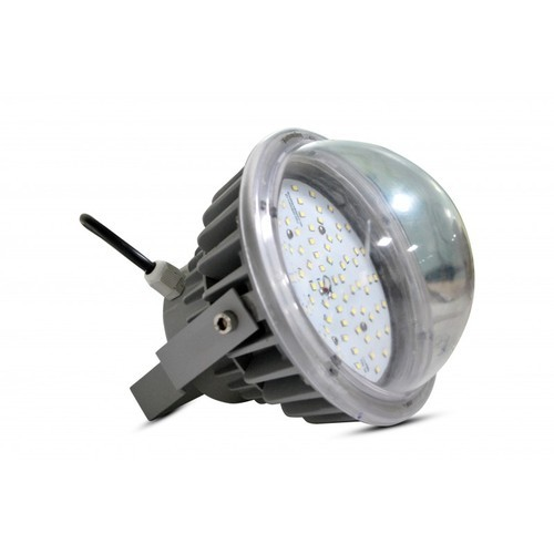 Outdoor Led Light Fitting Weatherproof Well Glass